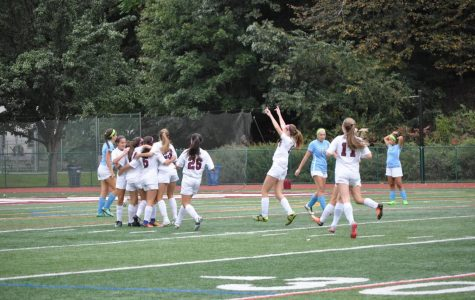 Park Ridge Girls Soccer Defeats Biggest Rival Second Time Around