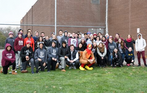 DECA Hosts First Ever PRHS Turkey Trot