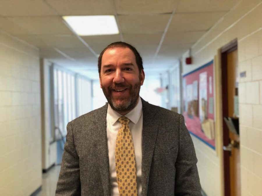 The Doctor Is In: Dr. Bernardo's First Year at PRHS