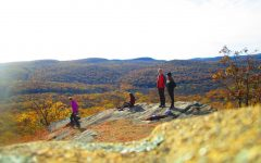 Outdoors Club Hikes Harriman State Park; Prepares for Second Hike This Weekend!