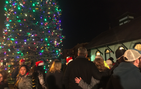 """Embracing the Community"": Park Ridge Annual Tree Lighting"