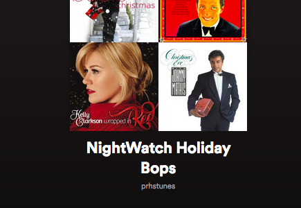 Park Ridge High School's Holiday Playlist: Made by You!