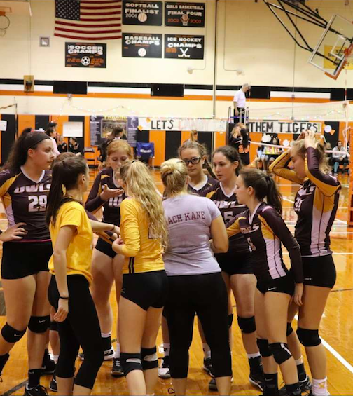 13 Years to Remember: Coach Kane's Reflections on Volleyball