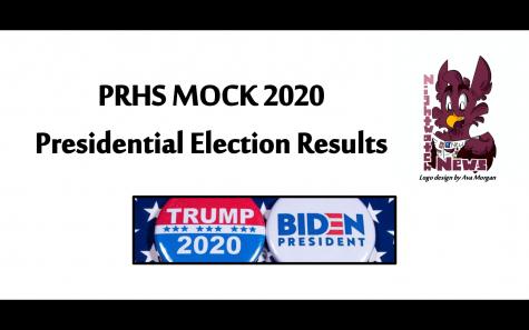 PRHS Mock 2020 Presidential Election Results